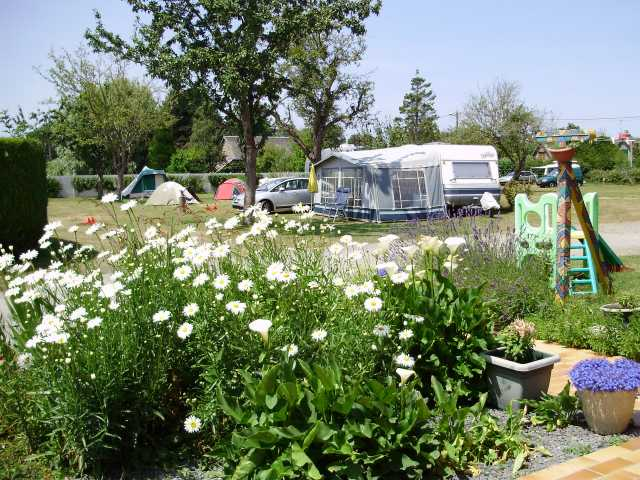 Camping des pommiers